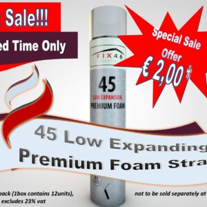 Straw foam Mega Sale