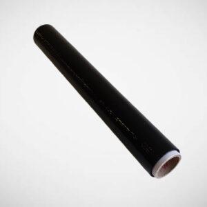 black foil