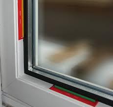 Windows glazing Packers