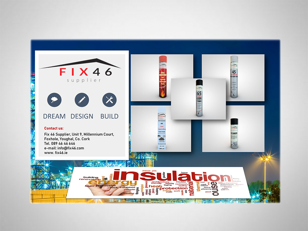 Online Sale of Low Expansion Insulating Foams