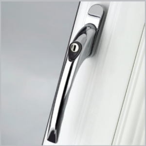 Window handle inline chrome