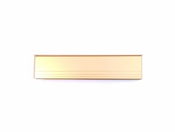 12 Inch Letterbox gold