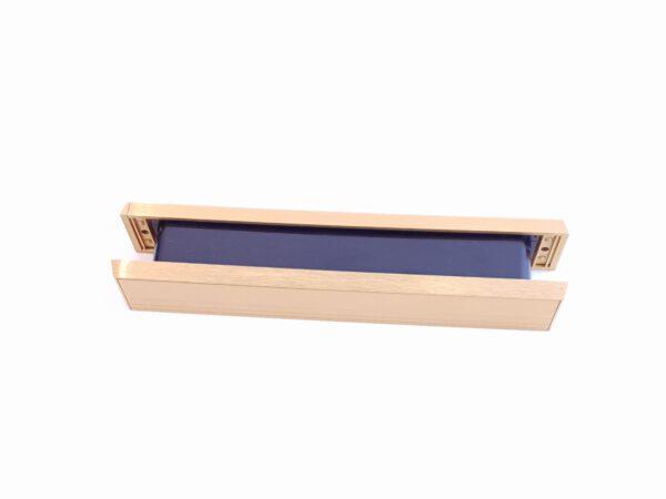 12 Slim Letter Box Plate Aluminium (7)