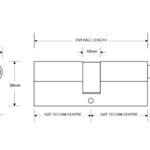 Cylinder details  Asec