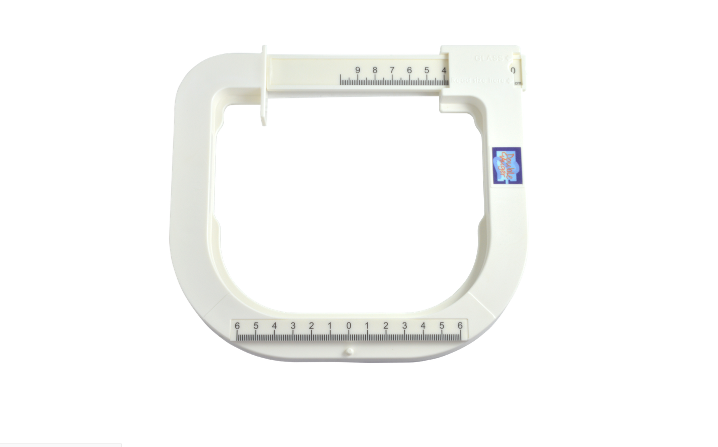 glass gauge measuring tool