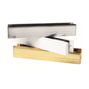 letterbox 12 Inch Slim Letterbox top