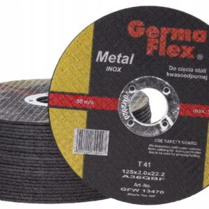 Metal Cutting Disc 115 and 125 TIN 1mm (2)