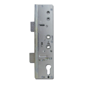 LOCKMASTER Lever Operated Latch & Deadbolt Twin Spindle Gearbox 35mm (2)