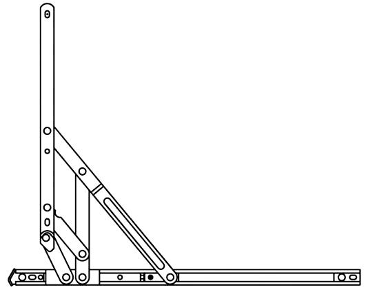 Window Hinge side fire 400 x 16 (4)