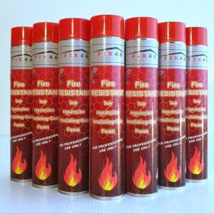 Multi B1 Fire Resistant Low Expanding Foam