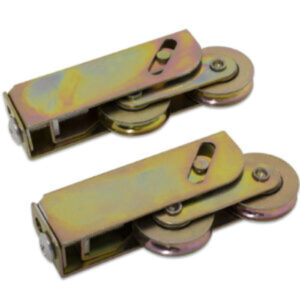 Pair Sliding Patio Door Roller Wheels
