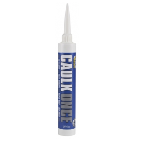 Ever Build -Acrylic Caulk Once – white 380ml.