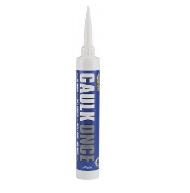 Ever Build -Acrylic Caulk Once – white 380ml.