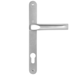 Hoppe Silver Lever Handle