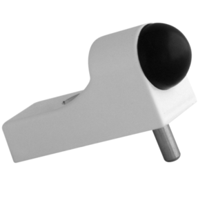 Patio bump stop white