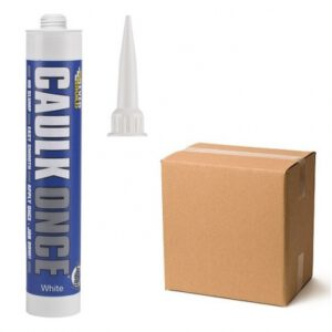 Sealant Caulk once and box