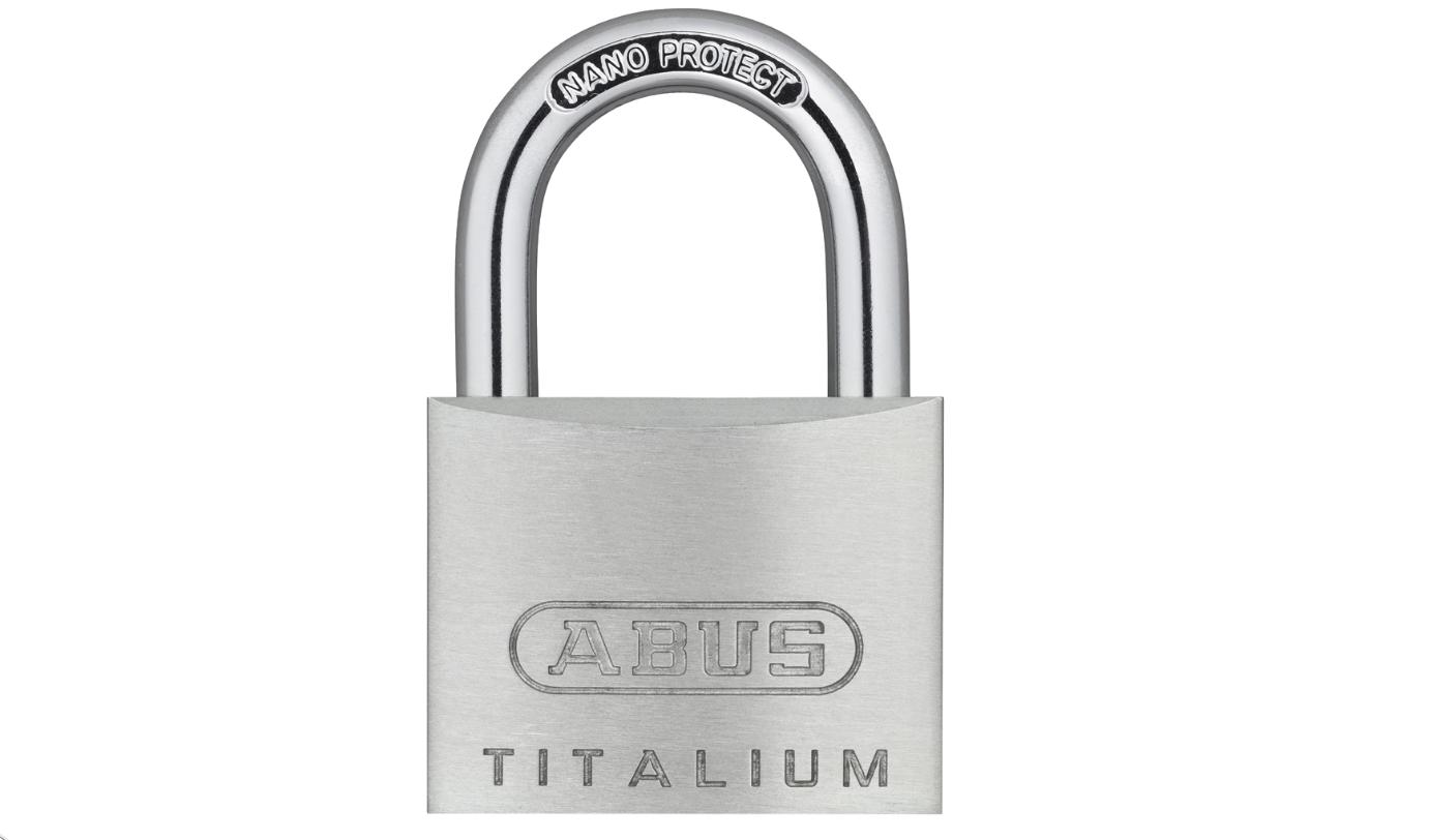 ABUS Titalium Padlock (1)