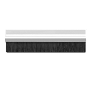 Door Brush Strip White