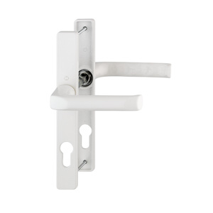 Door handle Hoope London white