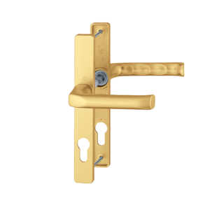 Door handle London Hoppe gold