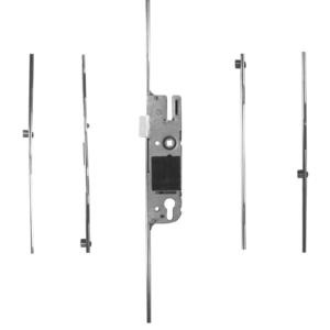 GU 4 roller 35 92 GU Lever Operated Latch & Deadbolt – 4 Roller