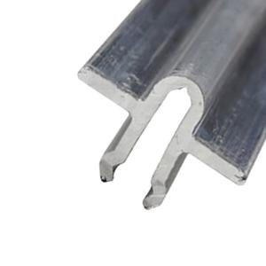 Patio track 15.7 mm