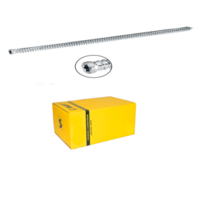 small head concrete screw box