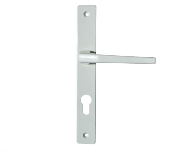 Hoppe lever handle White Frankfurt