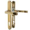 Mila Polished Gold Door handle