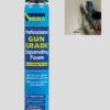 Ever Build Gun Grade Professional Low Expanding Foam