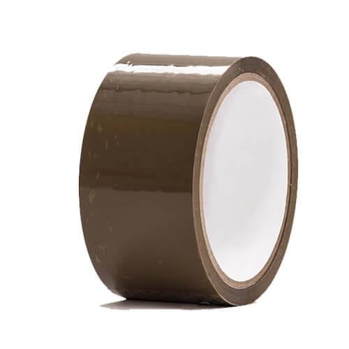 Tape for packing parcels boxes